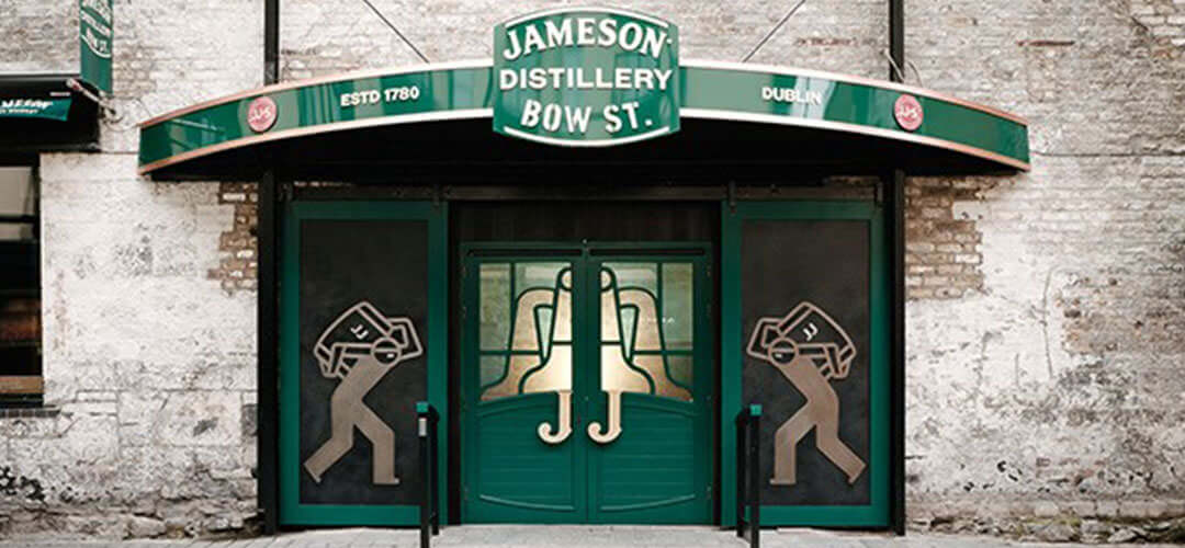 Jameson-entrance