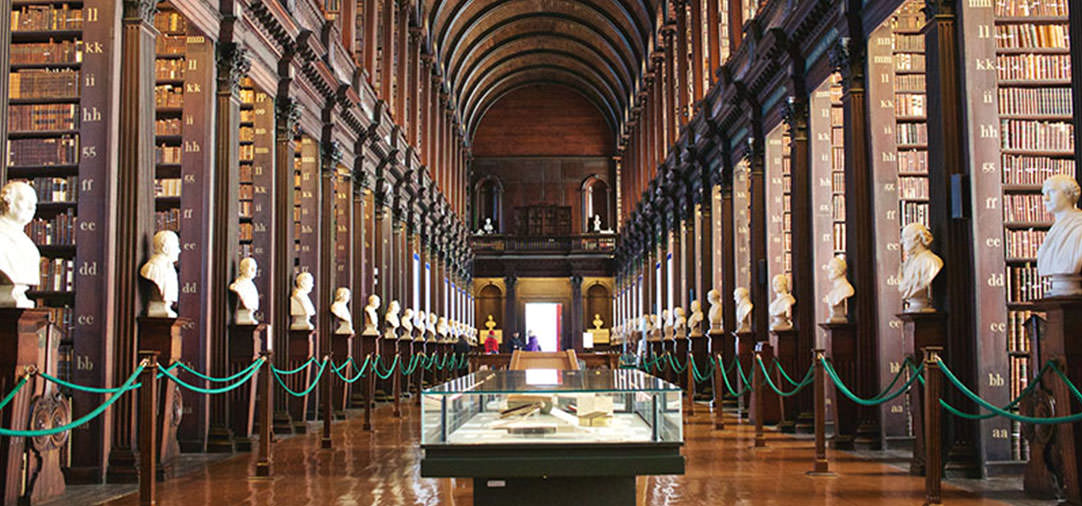 old-library-book-of-kells-trinity